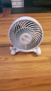 Enclosed fan