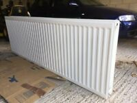 Radiator 2000 x 700 double convector in excellent condition