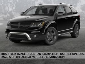2017 Dodge Journey Crossroad|AWD|7Seat|Nav&BackUpCam,RearDVD,Sea