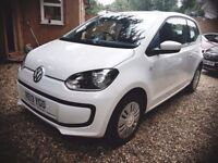 Volkswagen UP! 1.0 Move Up Hatchback 3dr£3,495 p/x welcome FREE 1 YEAR WARRANTY, NEW MOT!
