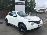 2013 Nissan Juke 1.5dCi ( 110ps ) Acenta(ONE PREVIOUS OWNER,HISTORY)