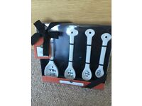 Kitchen measuring spoons