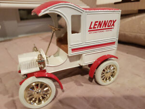 Lennox Limited Edition Delivery Car Bank