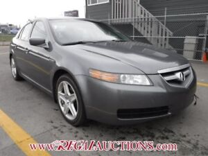 2006 ACURA TL AT 4D SEDAN W/NAV AT