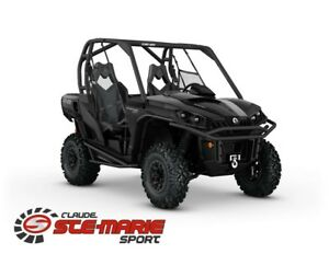 2017 Can-Am Commander 1000 XT-P -