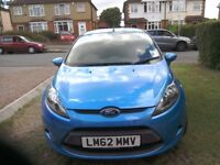 Ford Fiesta Edge 1.4 petrol, family owned since new. Mi