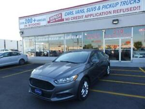 2013 Ford Fusion SE ECO BOOST BLUETOOTH AUX,USB CERTIFIED