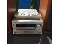 ONKYO CR-315 CD/ Tuner/ Receiver Stereo Audio System