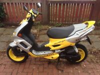 Peugeot Speedfight 2 70cc X-Race 2003 Low Mileage 1 Owner!