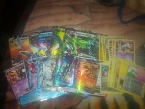 EX pokemon cards