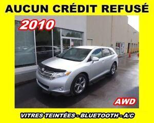 2010 Toyota Venza **V6**AWD**