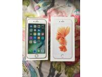 iPhone 6S Vodafone/ Lebara 64GB Rose Gold Very good condition