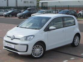 Volkswagen UP MOVE UP (white) 2017-01-25