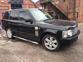 Land Rover vogue 4.4 LPG v8 pvt late included