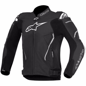 ALPINESTARS ATEM leather jacket size 52 EUR / 42 US