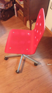 Red Computer Chair