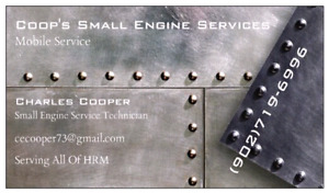Cooper's Small Engine Services
