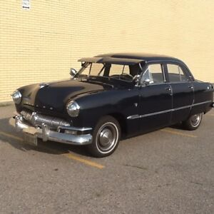 Reduced price 1950 Mercury Meteor
