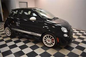 2013 Fiat 500 ABARTH-LEATHER*BLUETOOTH*5SPEED