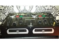 Numark cd mix 1 twin player for discos