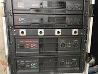 QSC RMX2450 Power Amplifier #1
