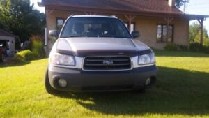 2004 Etested Recently! Steal ! Subaru Forester XT AWD 2.5