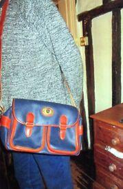 BURBERRY Poacher's Unisex Bag *****RARE******