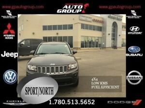 2015 Jeep Compass Sport/North | Sunroof | 4x4
