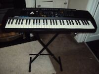ROLAND E-16 INTELLIGENT SYNTHESISER KEYBOARD WITH STAND
