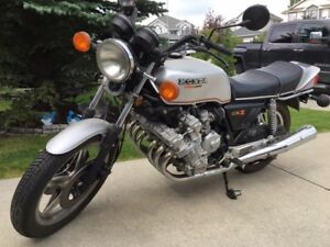 Excellent Condition Early 1979 Honda CBX