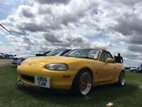 Mazda mx5 California edition