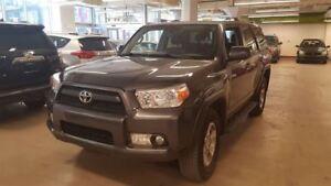 2013 Toyota 4Runner SR5 CUIR + GPS + CAMERA + MAGS + TOIT OUVRAN
