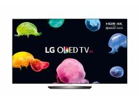 LG OLED65B6V 65 inch 4K Ultra HD OLED Flat Smart TV webOS (2016 Model) - Black *OFFER*