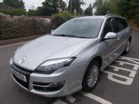 Renault Laguna 1.5 DCI 110 EXPRESSION TOM TOM (silver) 2011