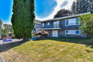 EXTENSIVELY RENOVATED basement entry in Central Abbotsford