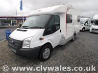 Roller Team Auto-Roller 200 Fixed Bed Motorhome MANUAL 2012