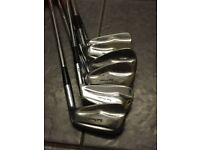 X26 golf clubs OPEN TO OFFERS