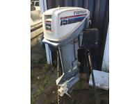 Evinrude outboard spares or possible repair