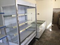 Large chest freezer - for retail Shop or restaurant
