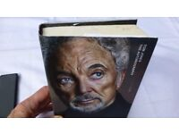 Tom Jones Autobiography. Over The Top. Hardback