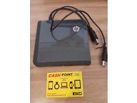 HP DVD557S 8x USB Slim DVD-RW LightScribe Black