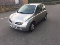 NISSAN MICRA 1.0 PETROL ONLY 52,000 MILES