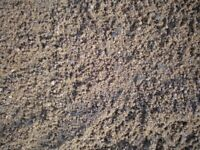 Sharp sand (concrete sand)