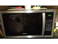 kenwood microwaves