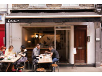 Head Barista for Lantana Fitzrovia