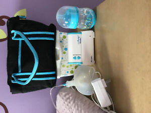 Mipump the first years breast pump