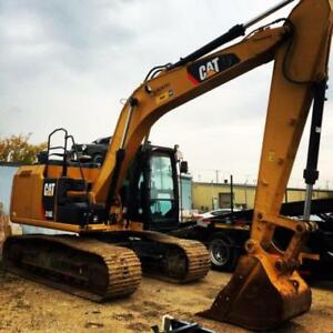 2012 CATERPILLAR 316E-L TRACK EXCAVATOR-ONLY 940 HOURS