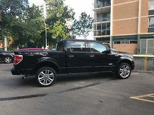 **2014 Ford F-150 SuperCrew Limited Pickup Truck**