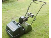 Fully Serviced Atco B14 Self-Propelled Petrol Roller Stripes Lawnmower