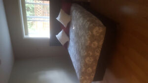 Full double size bed in very good condition